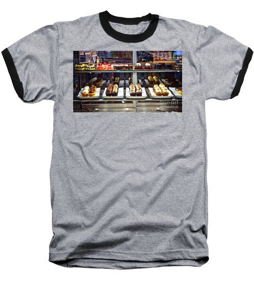 Delectable Desserts Baseball T-Shirt