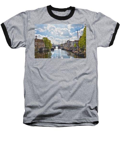 Delfshaven Rotterdam Baseball T-Shirt