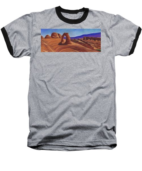 Delicate Arch Baseball T-Shirt