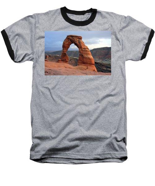 Delicate Arch - Arches National Park - Utah Baseball T-Shirt by Aidan Moran