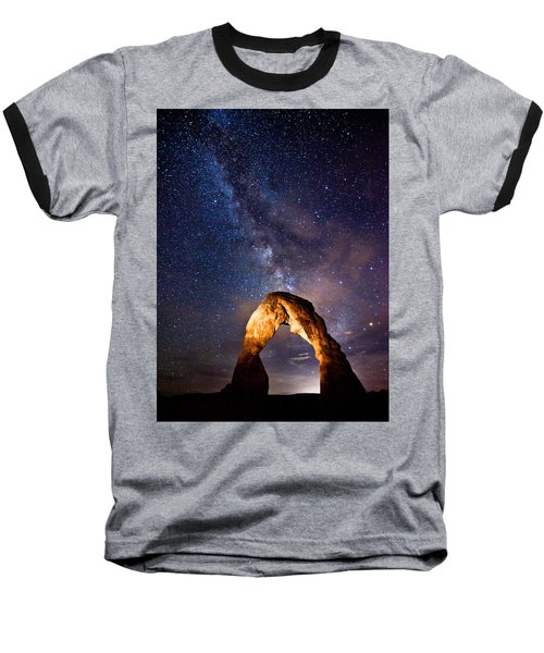 Delicate Light Baseball T-Shirt