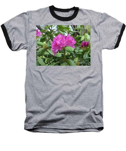 Baseball T-Shirt featuring the photograph Delicate Beauty by Roberta Byram
