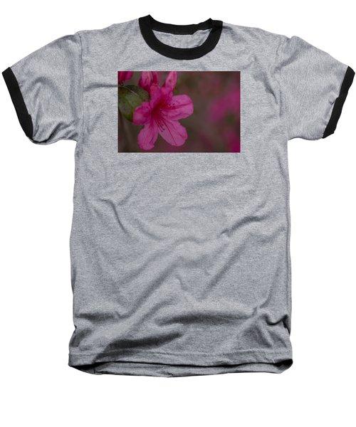 Delightful Azalea Baseball T-Shirt