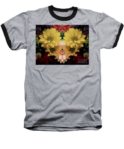 Baseball T-Shirt featuring the photograph Delightful Bouquet by Luther Fine Art