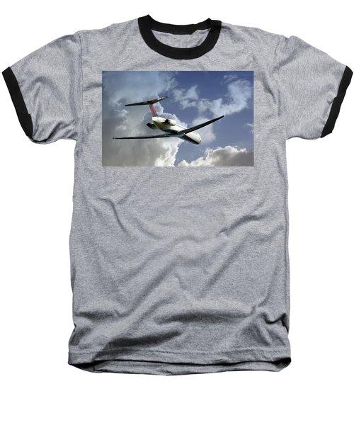 Delta Jet Baseball T-Shirt