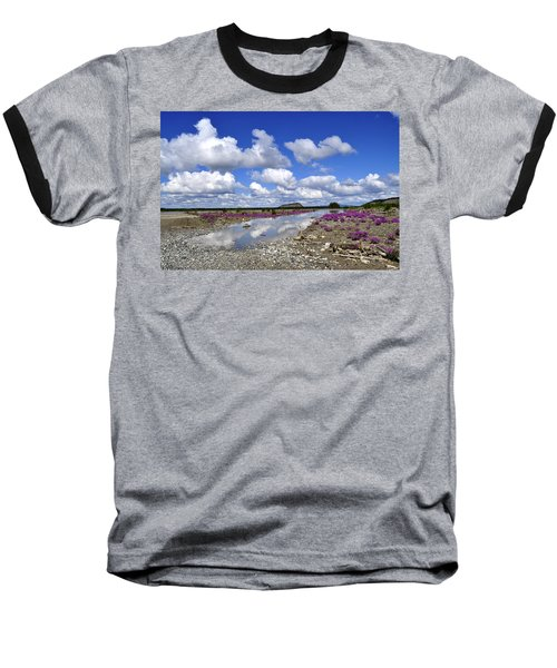 Baseball T-Shirt featuring the photograph Delta Junction Summer by Cathy Mahnke