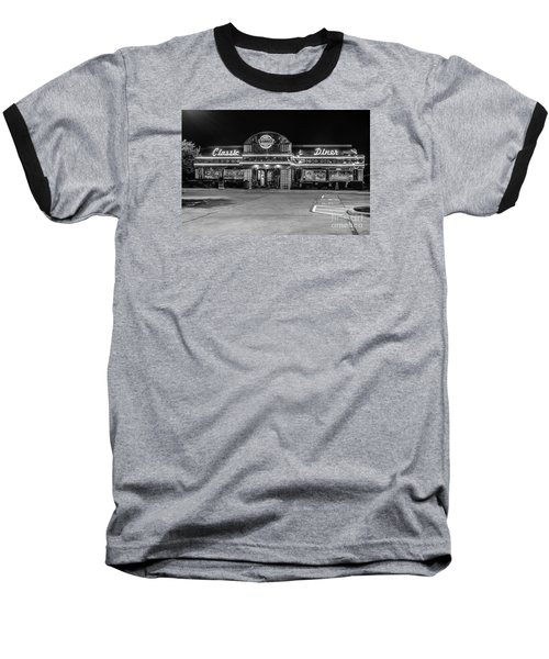Denny's Classic Diner Baseball T-Shirt