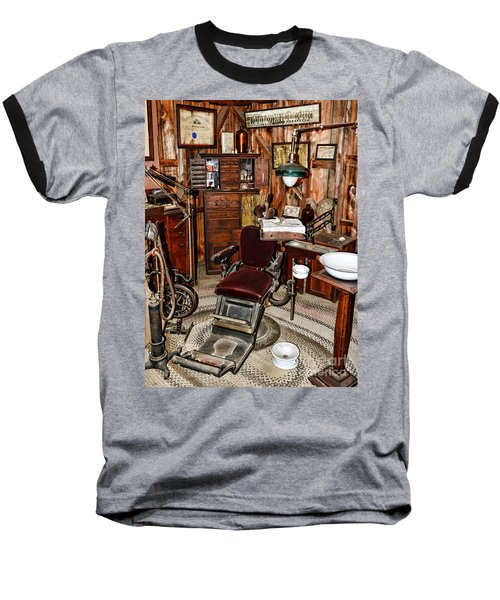 Dentist - The Dentist Chair Baseball T-Shirt