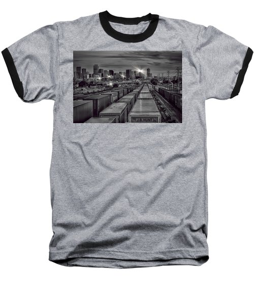 Denver's Underbelly Baseball T-Shirt