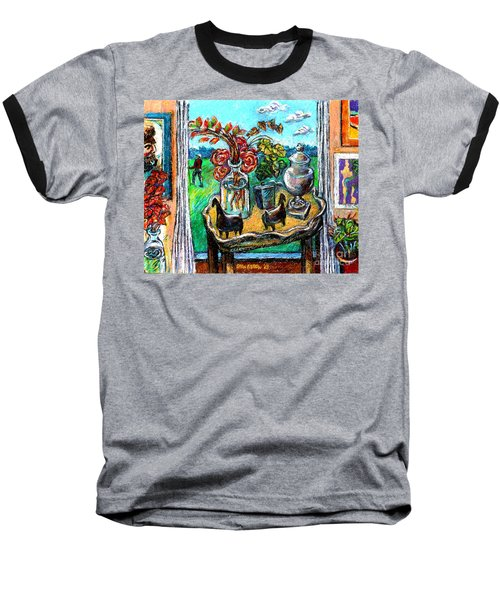 Departure Baseball T-Shirt