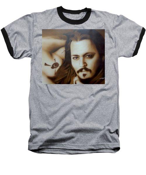 Depp II  Baseball T-Shirt