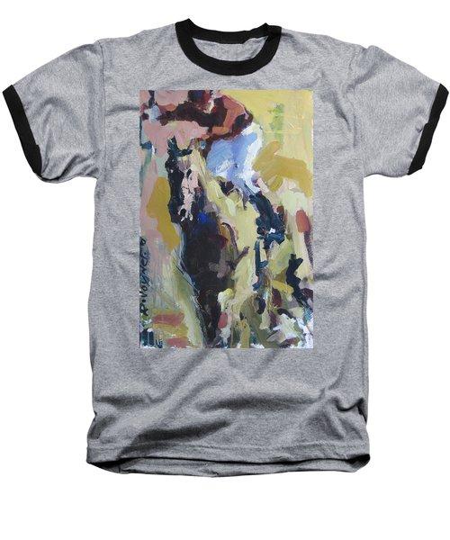Derby Dwellers Baseball T-Shirt by Robert Joyner
