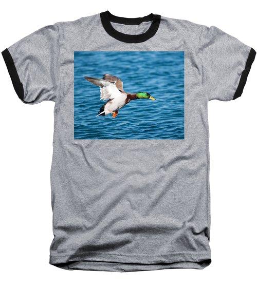 Descent Baseball T-Shirt
