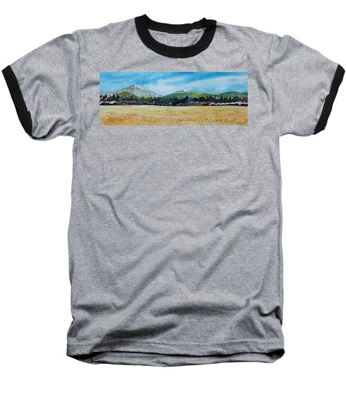 Deschutes River View Baseball T-Shirt