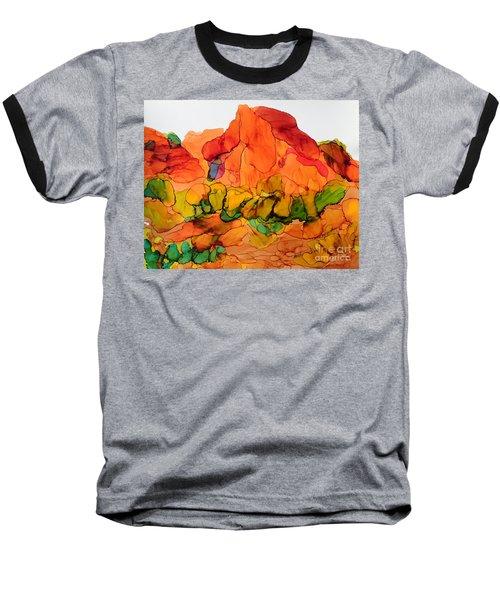 Desert Beauty 6 Baseball T-Shirt
