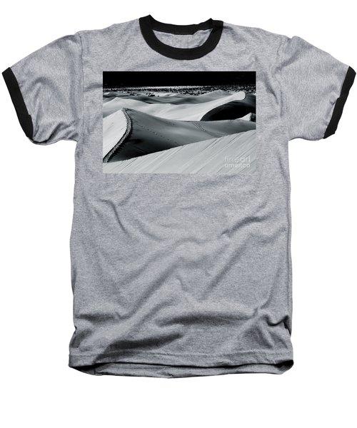 Desert Night Death Valley By Diana Sainz Baseball T-Shirt