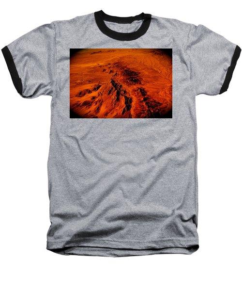 Desert Of Arizona Baseball T-Shirt