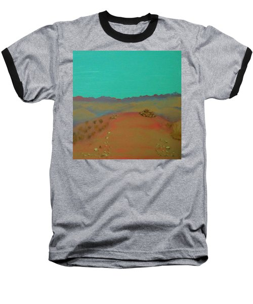 Desert Overlook Baseball T-Shirt