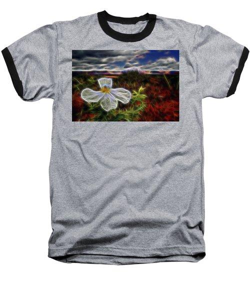 Desert Primrose 1 Baseball T-Shirt