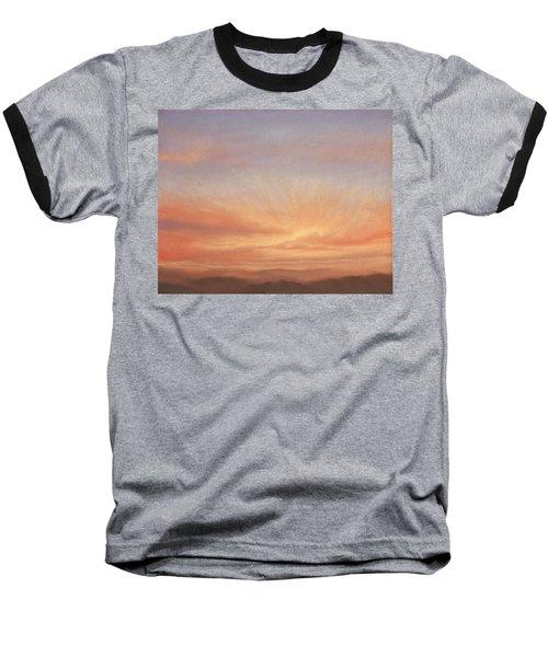 Desert Sky B Baseball T-Shirt