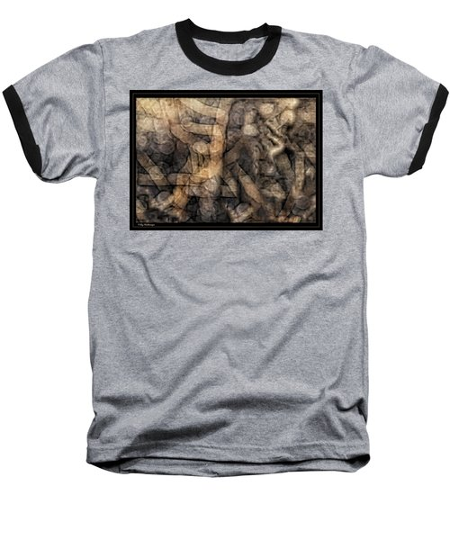 Desert Twigs Baseball T-Shirt