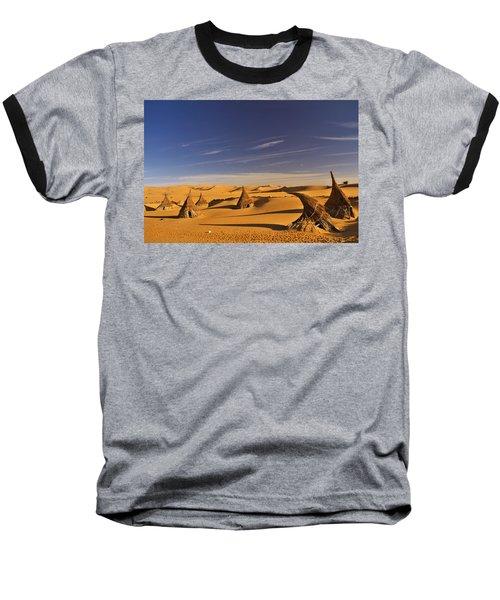 Desert Village Baseball T-Shirt