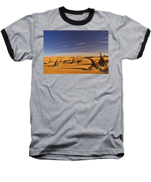 Desert Village Baseball T-Shirt