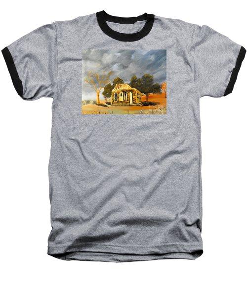 Deserted Castlemain Farmhouse Baseball T-Shirt