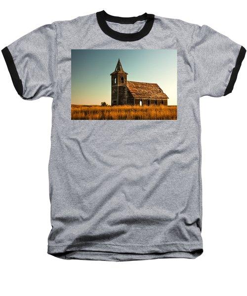 Deserted Devotion Baseball T-Shirt