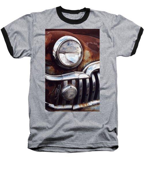 Desoto Headlight Baseball T-Shirt