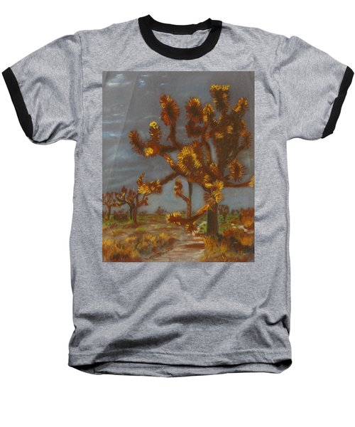 Dessert Trees Baseball T-Shirt
