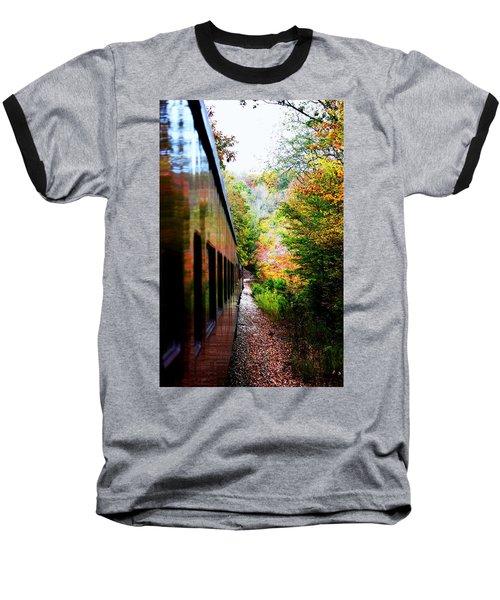 Baseball T-Shirt featuring the photograph Destination by Faith Williams