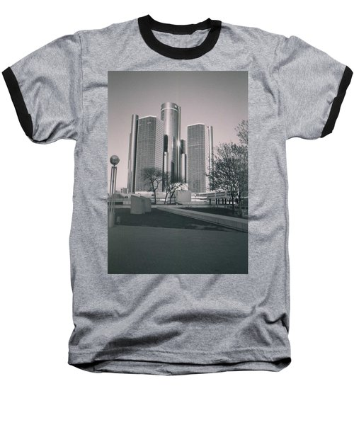 Detroit2 Baseball T-Shirt