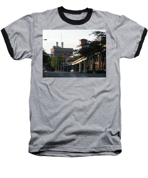 Detroit3 Baseball T-Shirt