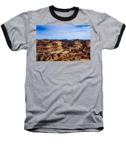 Devil's Canyon2 Baseball T-Shirt