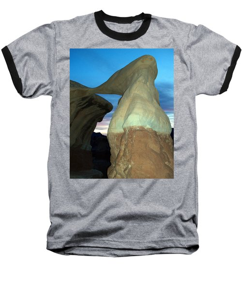 Devil's Garden Metate Arch 008 Baseball T-Shirt