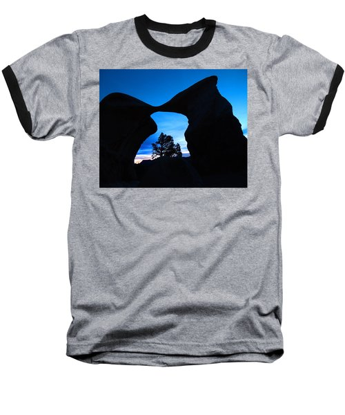 Devil's Garden Metate Arch 011 Baseball T-Shirt