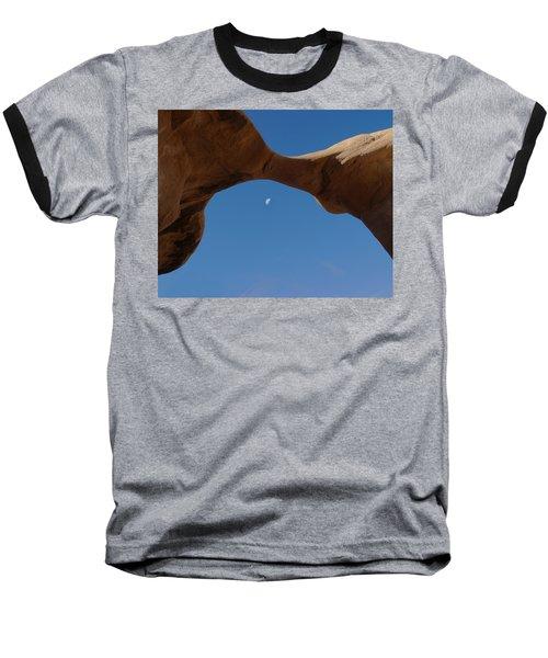Devil's Garden Metate Arch 014  Baseball T-Shirt