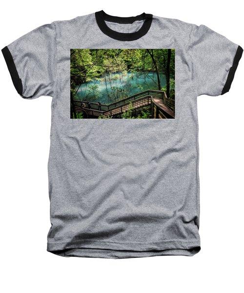 Devil's Millhopper Baseball T-Shirt
