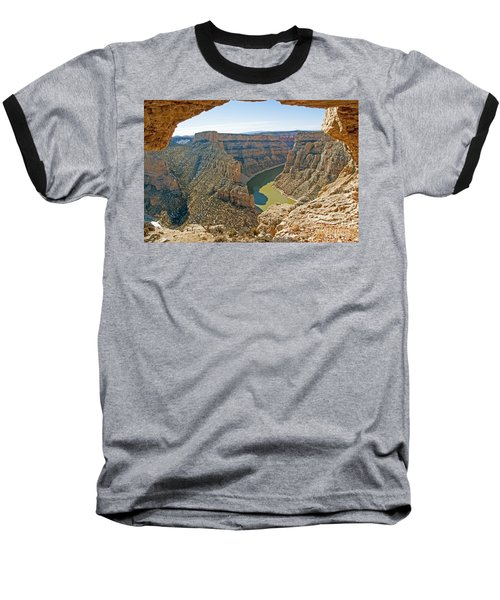 Devils Overlook Baseball T-Shirt