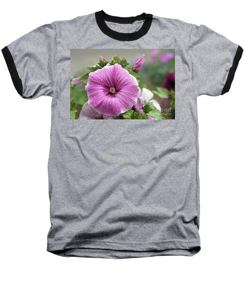 Dew Drop Petals Baseball T-Shirt