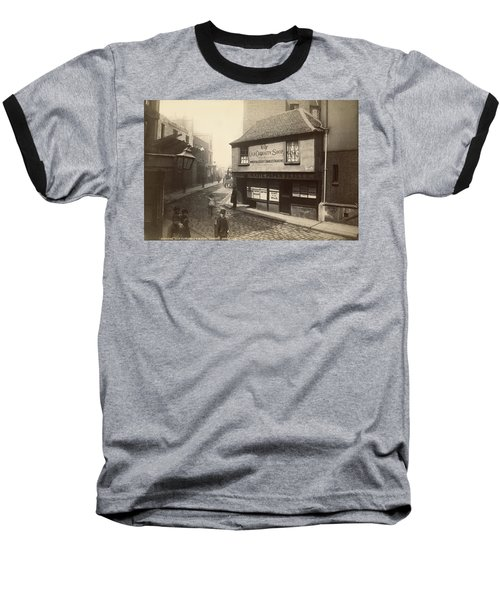 Dickens� Old Curiousity Shop Baseball T-Shirt
