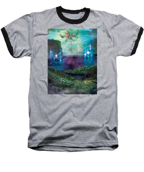 Dictate Of Kruphix Promo Baseball T-Shirt