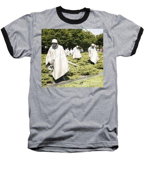 Different Realities Baseball T-Shirt