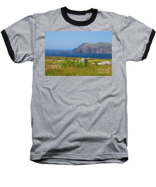 Dingle Coast Baseball T-Shirt