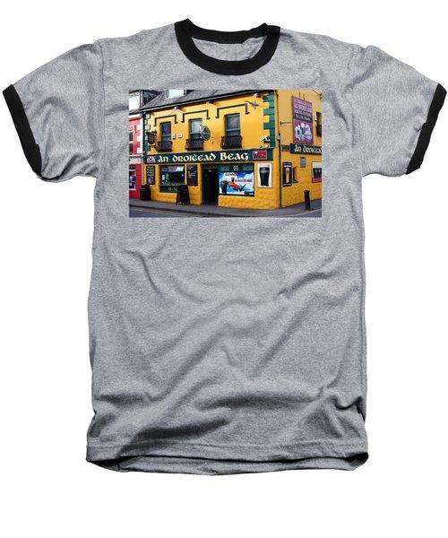 Dingle County Kerry Ireland Baseball T-Shirt by Aidan Moran