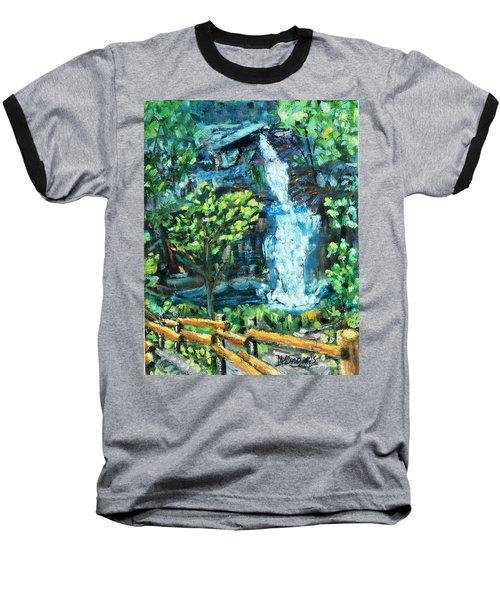 Dingman Falls Eastern Pennsylvania Baseball T-Shirt