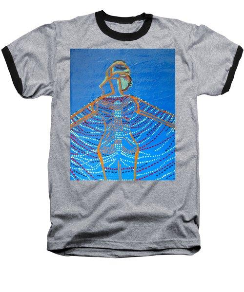 Dinka Corset Baseball T-Shirt