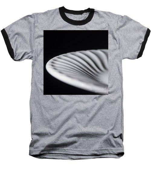 Dinner Plate Baseball T-Shirt
