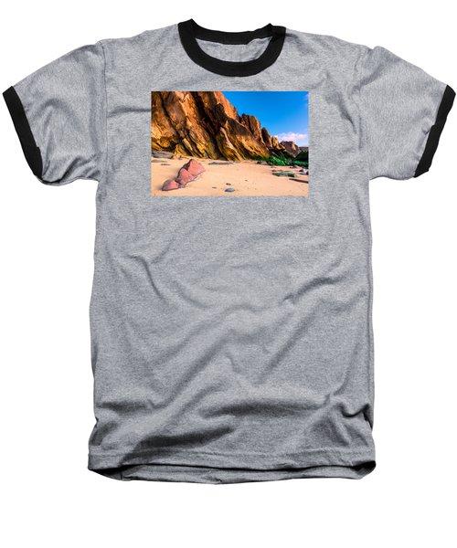 Dinosaur Tail Baseball T-Shirt